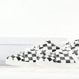 Dior Shoes - SOLD Dior D-bee Checkered Sneakers